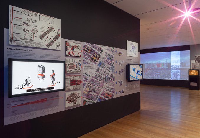 Installation View © 2014 The Museum of Modern Art, New York. Photograph: Thomas Griesel